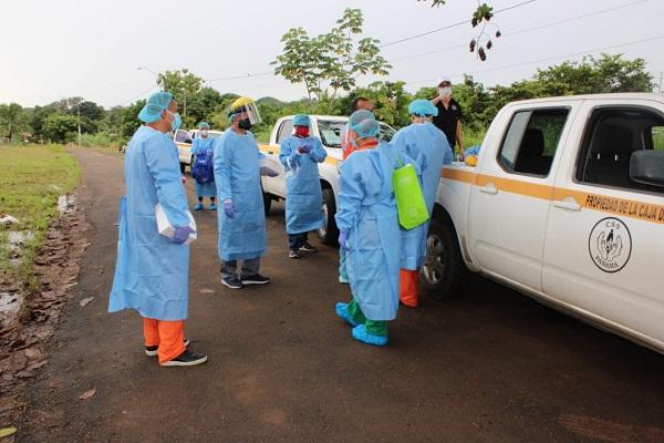 Los corregimientos con mayor cantidad de casos acumulados de coronavirus, en La Chorrera son: Barrio Colón, Barrio Balboa Guadalupe, Herrera y Playa Leona.