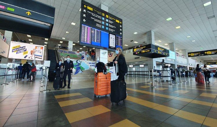 Aeropuerto Internacional de Tocumen ha reactivado efectivamente sus operaciones.