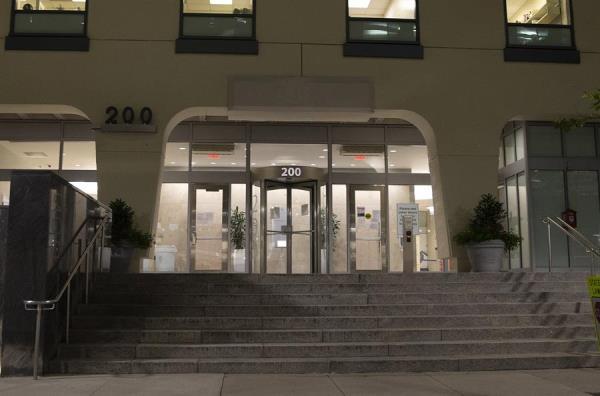 Sede central de la farmacéutica Moderna en Cambridge, Estados Unidos.