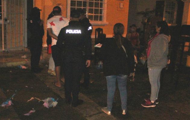 La Policía ha intervenido en los