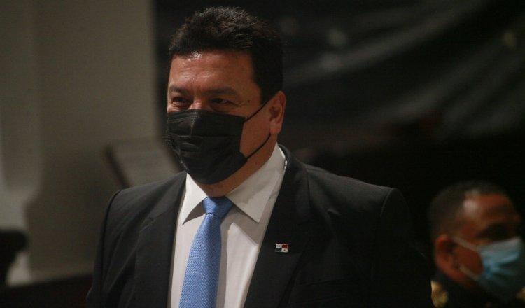 Eduardo Ulloa, procurador general de la Nación.