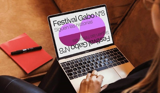 Festival virtual. Foto: Fundación Gabo