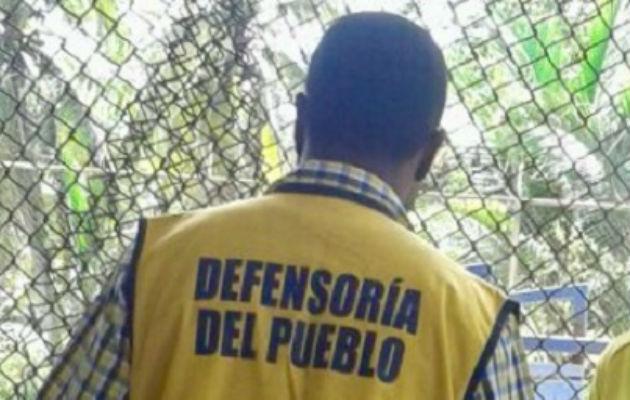 La Defensoría del Pueblo acudió al Centro Femenino de Los Algarrobos. Foto: Archivo/Ilustrativa.