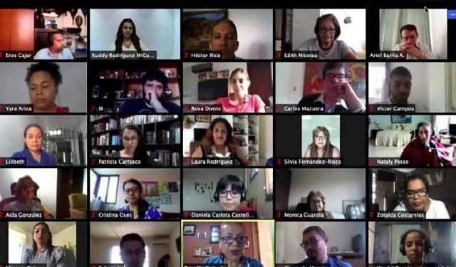 Hace unos días, unos 118 profesionales culminaron el programa. Foto: Cortesía