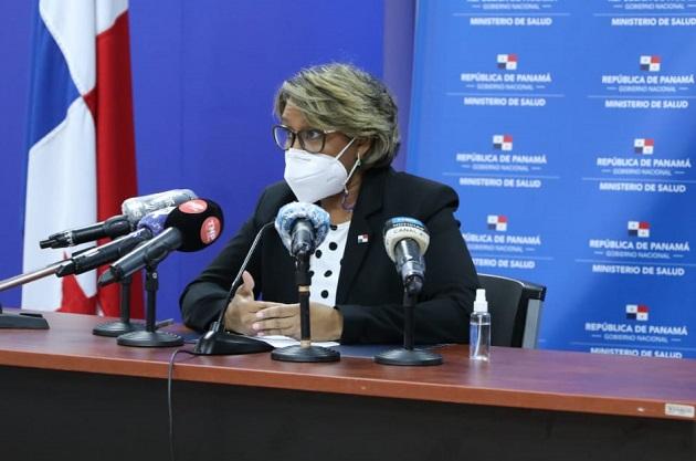La viceministra Ivette Berrío aseguró que la vacunación contra la COVID-19 incluirá a personas con VIH/SIDA positivo, previo dictamen médico de cada persona de este grupo.