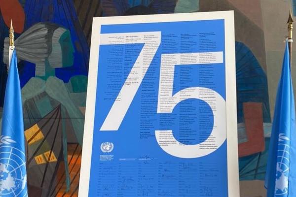 Panamá adquirió el compromiso ante el organismo junto con otras 50 naciones, de promover los pilares de la ONU.