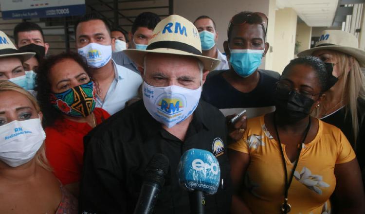 Abogados han indicado que el hecho de llamar al exmandatario Ricardo Martinelli a un nuevo juicio es violatorio.