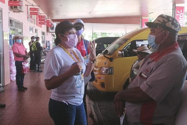 El Minsa anunció operativos conjuntos con la Policía Nacional y la ATTT en áreas de Herrera.