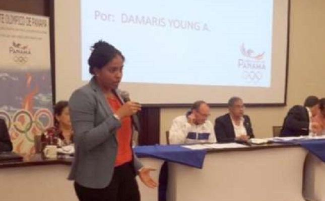 Damaris Young