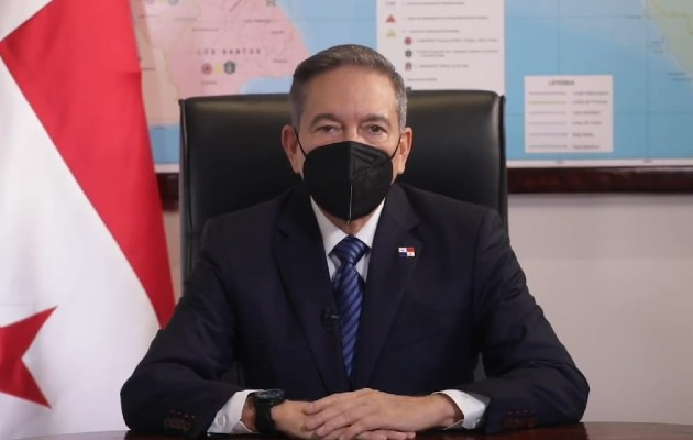 Presidente Laurentino Cortizo participa en Cumbre de Ambición Climática 2020. Foto: Cortesía