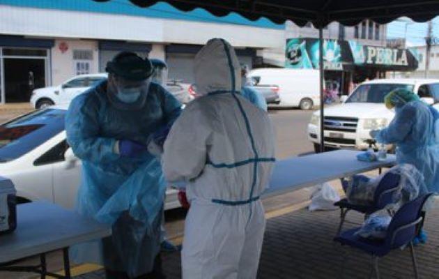 En Panamá van 3,356 muertes por COVID-19.