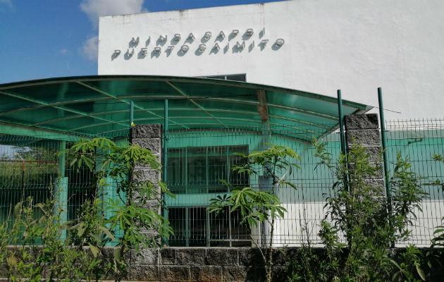 Un litigio legal mantiene cerrada esta instalación de salud. Foto: Eric A. Montenegro