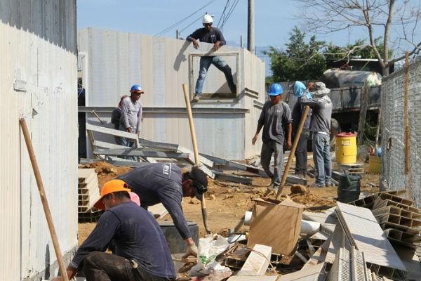 Márquez dijo que antes de la pandemia el trabajo informal estaba en un 40%, sin embargo, en la actualidad el trabajo informal ha crecido en un 55% y un 60%.