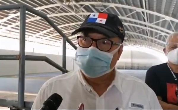 El director de la Caja de Seguro Social, Enrique Lau Cortés, dijo que Panamá vive una emergencia sanitaria.