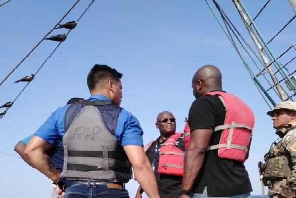 A lo largo del año se ha trabajado arduamente para controlar la pesca ilegal.
