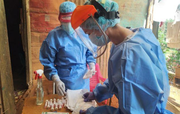 Las vacunas de Pfizer  contra la COVID-19 deben llegar a Panamá el primer trimestre del 2021.