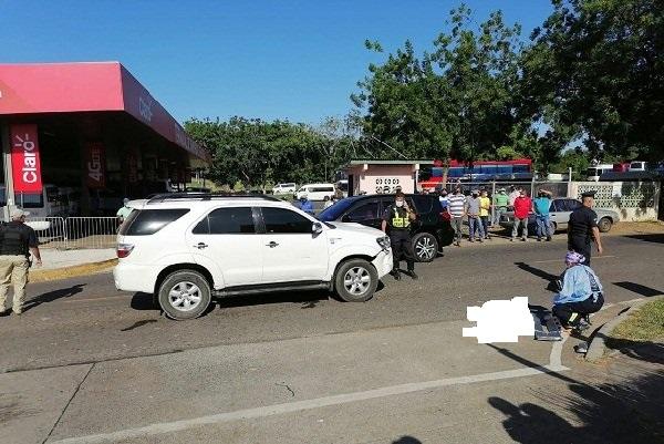 La adulta mayor de 83 años fue atropellada el pasado 14 de diciembre en Chitré, provincia de Herrera.