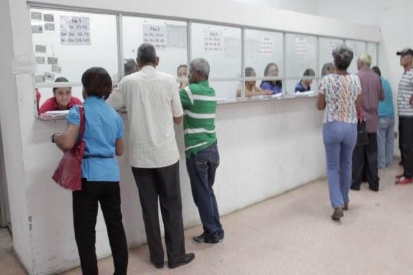 El proceso se desarrollará de acuerdo a las fechas del calendario de pago y en el horario establecido.