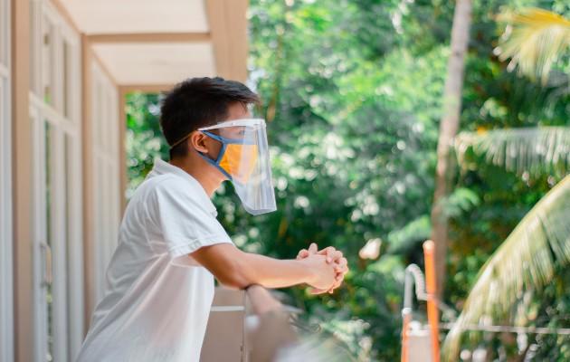 La careta es una medida de protección adicional a la mascarilla. (Foto: Pexels))