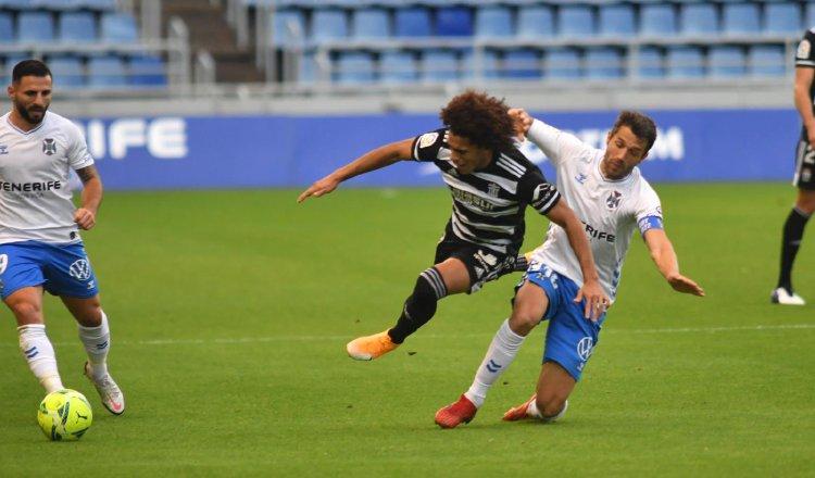 Adalberto Carrasquilla jugó ayer, tras perderse el juego previo. Cartagena