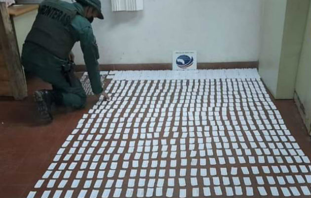 Los fármacos están a órdenes de la Oficina del Ministerio de Salud de Golfito en Costa Rica. Foto: Mayra Madrid