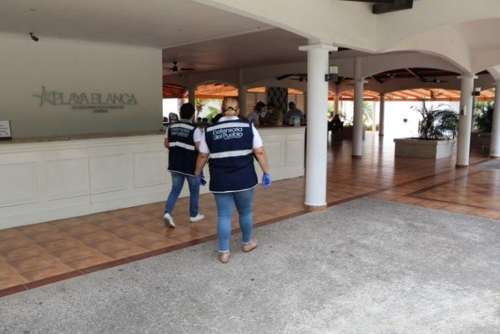 Se trata de hoteles que han facilitado sus instalaciones para la atención de personas con covid-19.