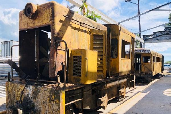 El ferrocarril de Chiriquí fue inaugurado el 22 de abril de 1916 por el presidente Belisario Porras, con una extensión total de 92.517 kilómetros.
