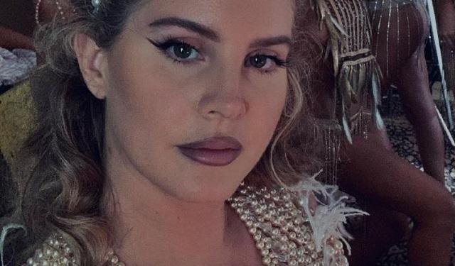 Lana del Rey. Foto: Instagram