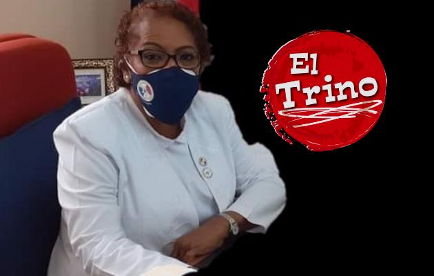 La Anep reclama la contratación permanente de una 600 enfermeras, dice la presidenta Ana Reyes. Cortesía