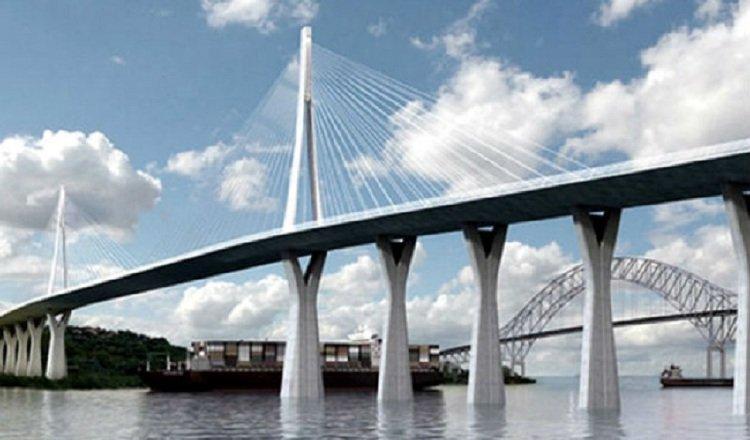 El Gobierno decidió cambiar el diseño original del cuarto puente a finales de 2019, sin embargo, todavía se desconoce cómo quedará. Archivo