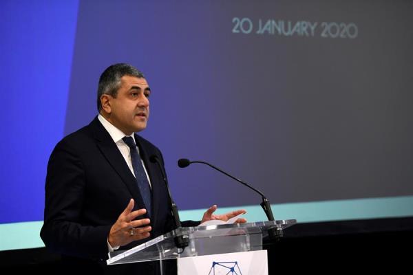 Secretario general de la Organización Mundial del Turismo (OMT), Zurab Pololikashvili
