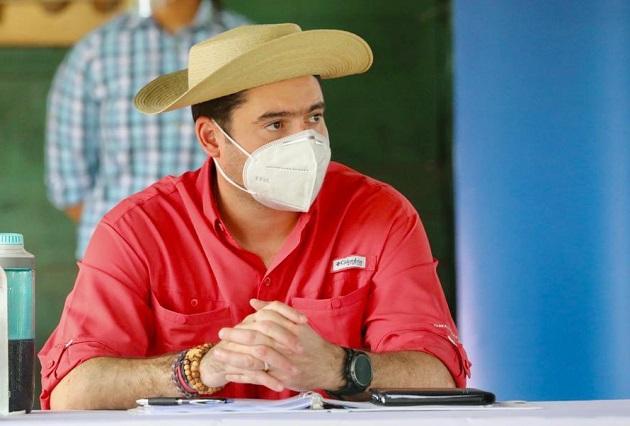 El vicepresidente José Gabriel Carrizo hizo la aclaración en su cuenta personal de Twitter.