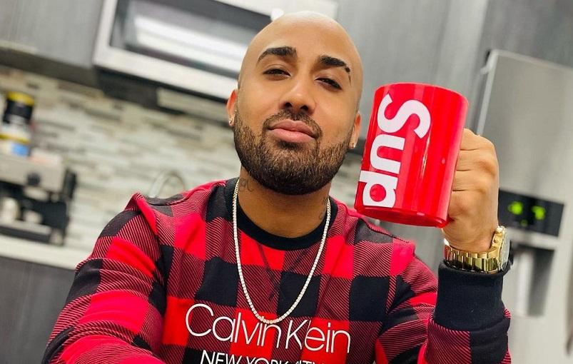 K4G, productor musical. Instagram