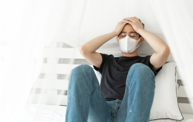 La familia siente el dolor del contagiado como suyo. (Imagen ilustrativa: Freepik)