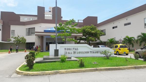 Hospital Irma de Lourdes Tzanetatos.