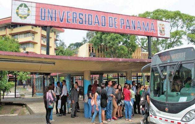 Las clases en la Universidad de Panamá serán virtuales hasta segunda orden.