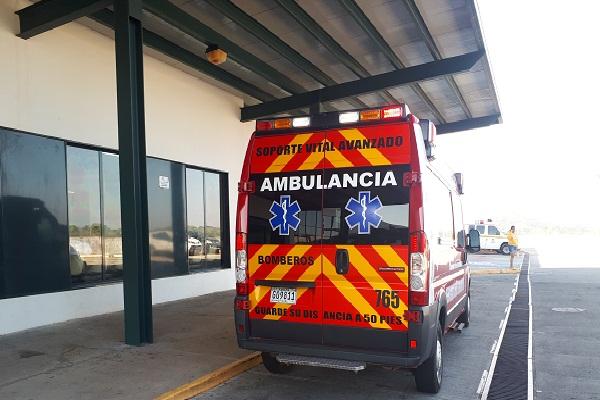 Se informó que solo unos cuantos fueron vacunados en el hospital Dr. Luis