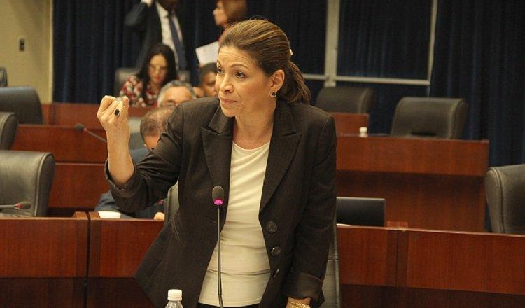Ana Matilde Gómez, además de procuradora de la Nación, fue diputada independiente de la Asamblea Nacional. tupolitica.com