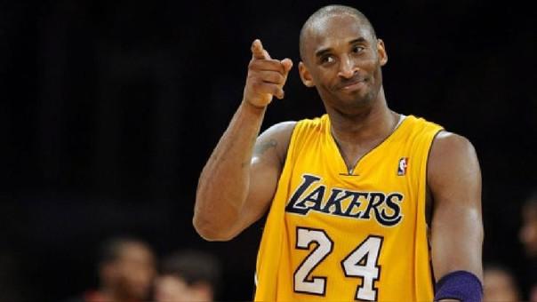 Kobe Bryant. Foto:EFE