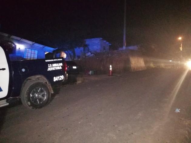 A este ciudadano se le encontró un arma de fuego el 2 de noviembre de 2019, en la comunidad de Vista Alegre, en el corregimiento de Cativá.
