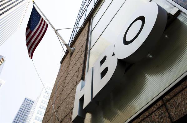 Vista de las oficinas de HBO en Nueva York, Estados Unidos.
