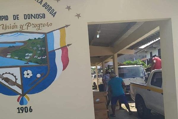 El pasado 12 de enero, moradores de la Costa Abajo y Arriba de Colón pidieron al Gobierno Nacional el incremento de más alimentos en las bolsas que les entregan mediante el plan Panamá Solidario.