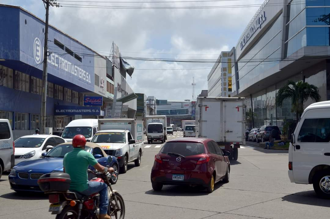 Se afectó el sistema de documentación electrónico de La Zona Libre de Colón.