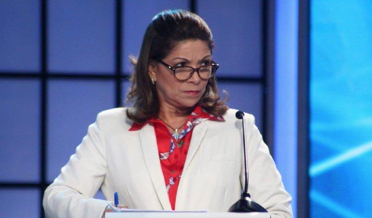 Ana Matilde Gómez, exprocuradora general de la Nación.