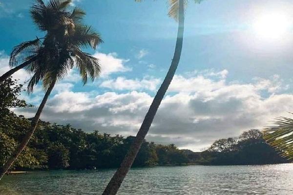 Este sábado y domingo las playas La Angosta, la Guayra, Isla Grande, Portobelo, que son muy concurridas, se encontraban totalmente vacías.
