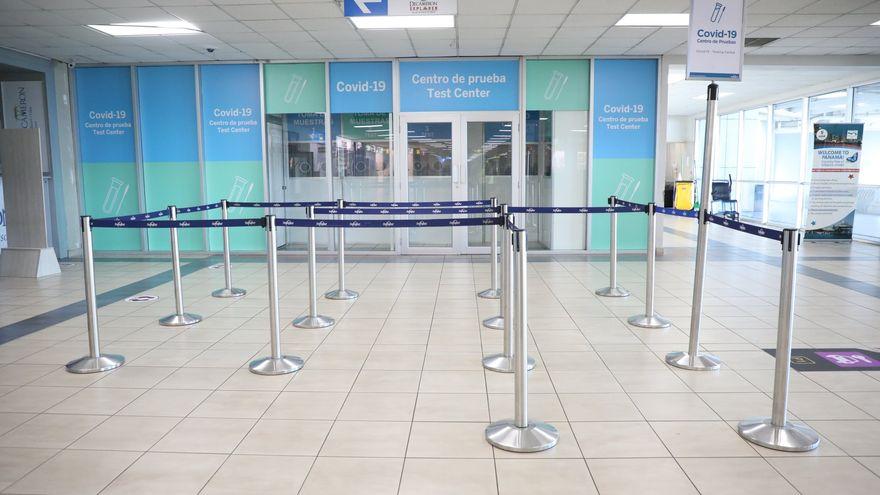 Los pasajeros podrán realizarse la prueba antes de hacer su check-in.