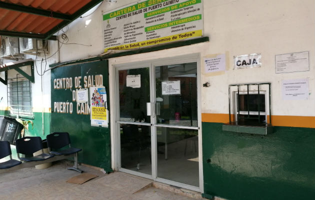 Ante la queja de los funcionarios, la dirección regional del Ministerio de Salud, indicó que se enviará un equipo para realizar la fumigación de las instalaciones.