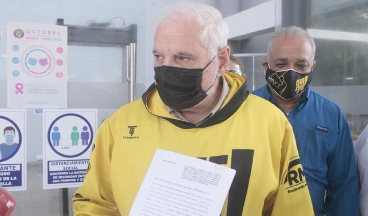Ricardo Martinelli ha denunciado en reiteradas ocasiones que hay intereses políticos en su caso.