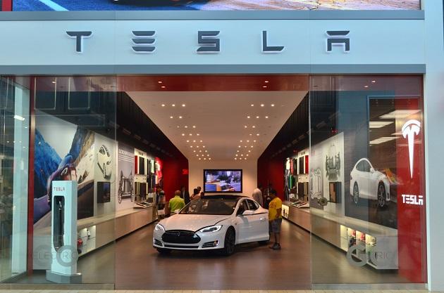 La inversión convierte a Tesla en una empresa grande. EFE