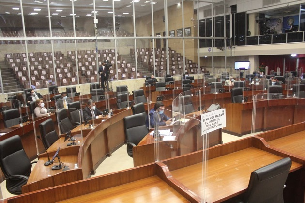 El proyecto de ley 314, que establece Políticas Públicas de salud mental, fue propuesto por el diputado Gabriel Silva. Foto cortesía Asamblea Nacional